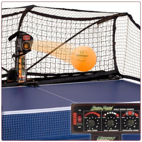ping pong return machine