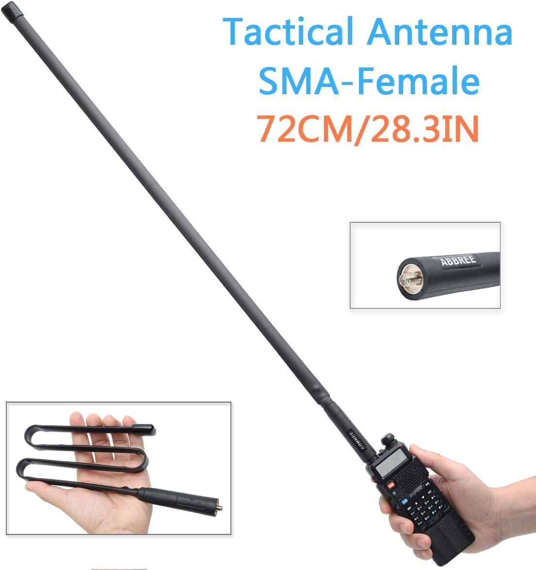 72 cm/28.3 pulgadas de longitud ABBREE SMA: Amazon.es ...
