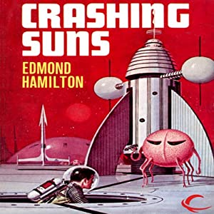 Crashing Suns Audiobook