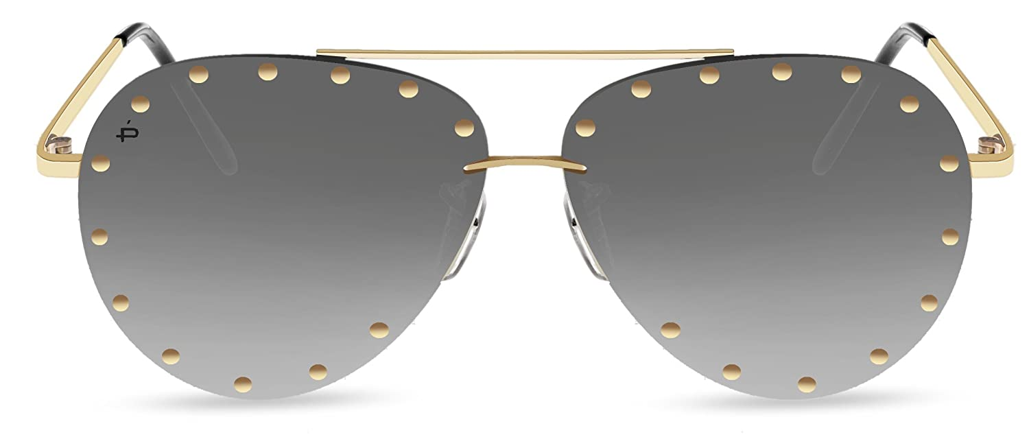 "6037fd966b Amazon.com  PRIVÉ REVAUX ICON Collection ""The Sixth Man"" Handcrafted  Designer Sunglasses  Clothing"