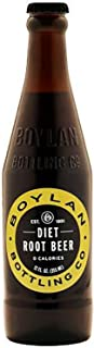 product image for Boylan Diet Soda, Root Beer, 12 fl oz, 24 Count