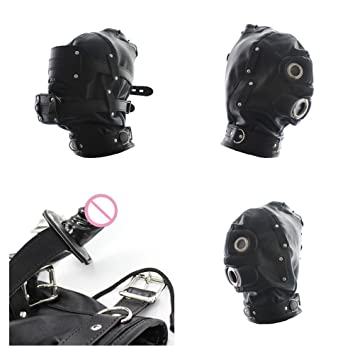 Bondage gear open mouth mask gag thanks. consider