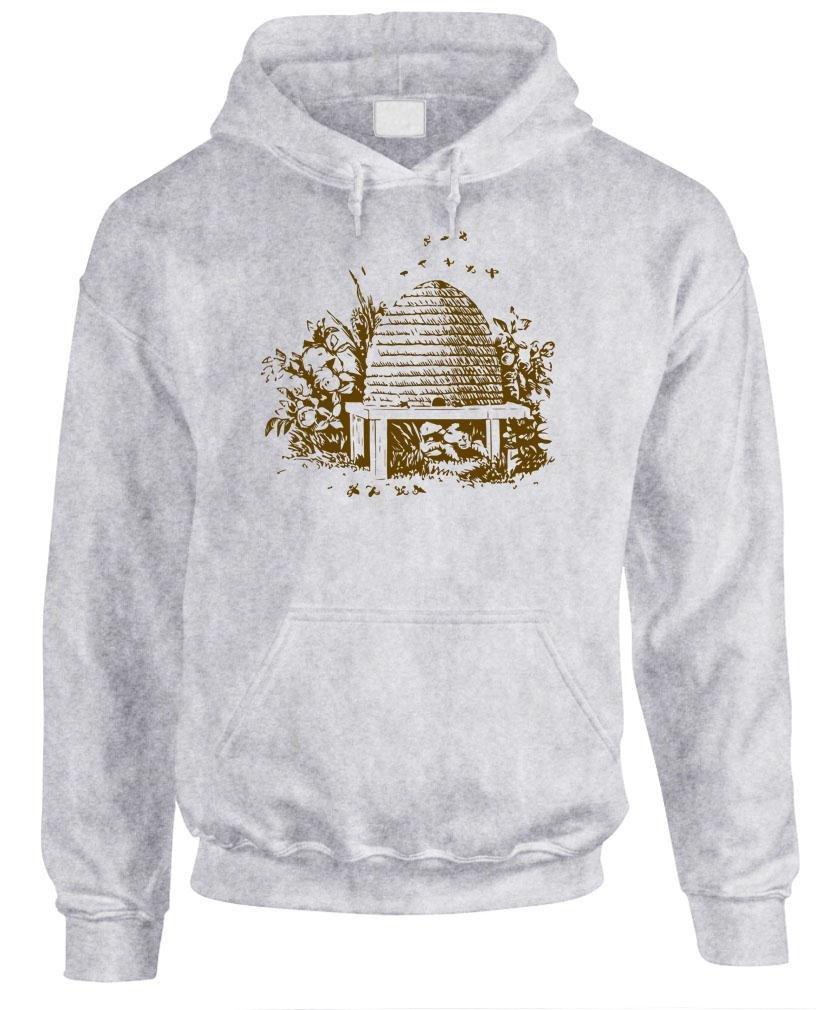Vintage Bee Hive Beekeeper Honey Queen S Pullover 1686 Shirts