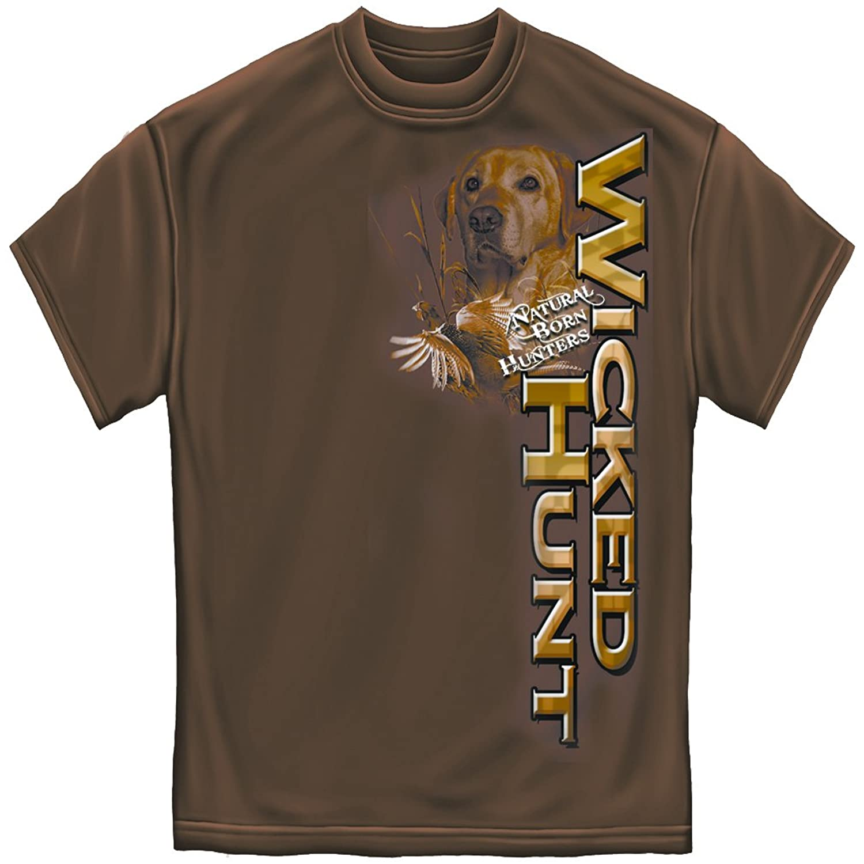 Erazor Bits Wicked Hunt Natural Born Hunters T-Shirt