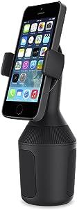 Belkin Car Cup Holder Mount for Smartphones - Black - F8J168bt