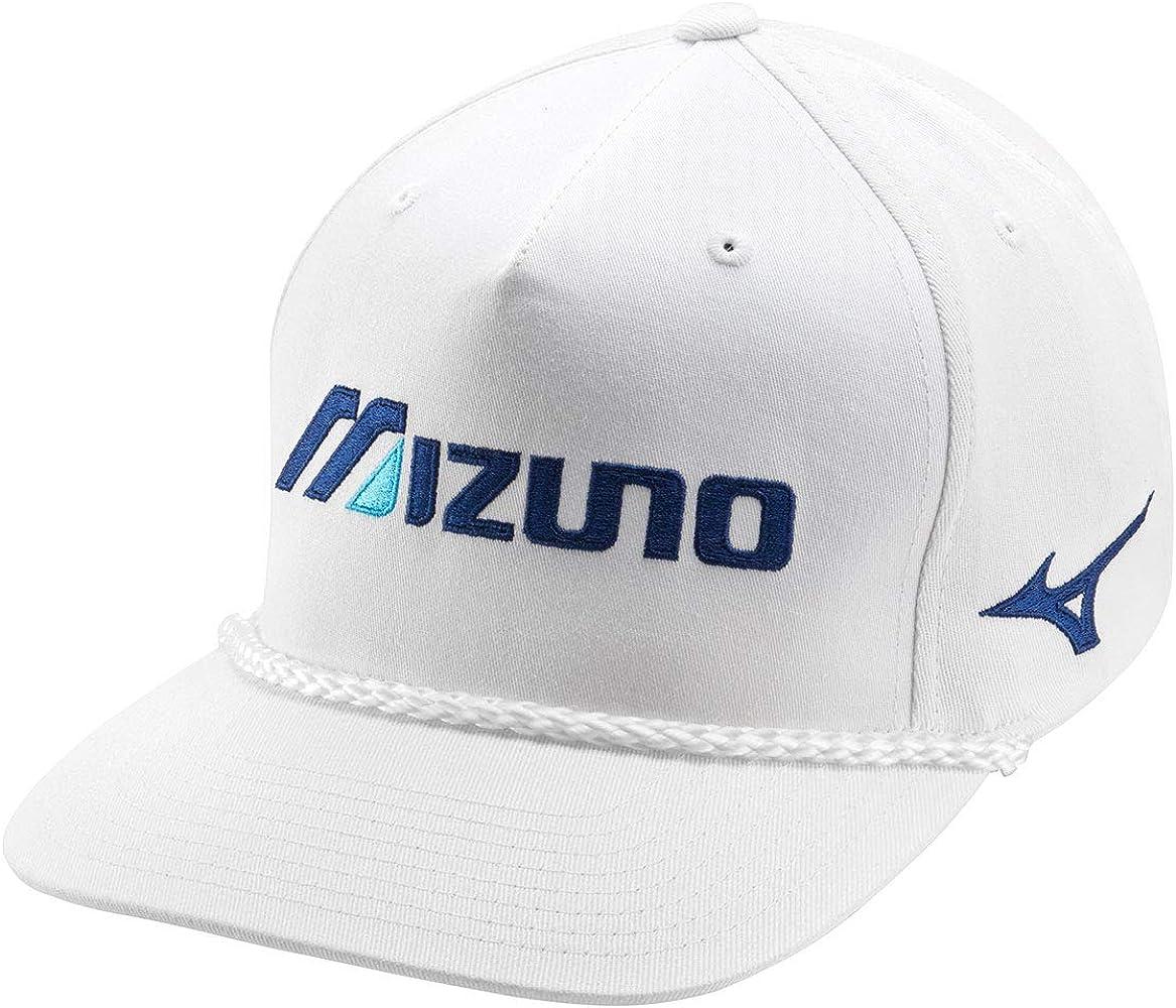 Mizuno Retro Cap Gorra de béisbol, Blanco (Blanco 01), One Size ...