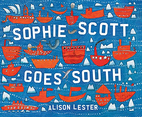 Whale Snow (Sophie Scott Goes South)