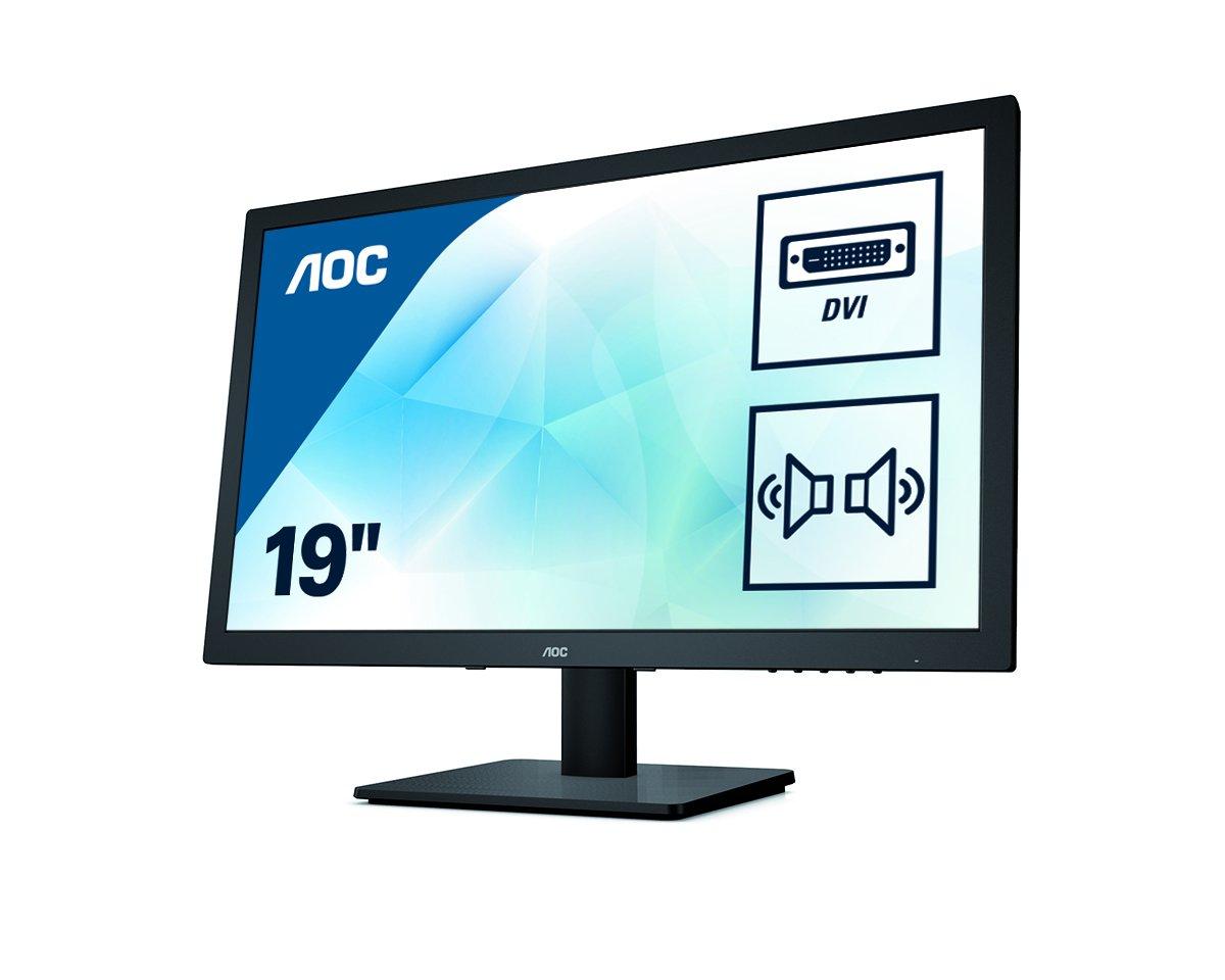 AOC E2775SJ Ecran PC LED 27'' Noir 1920x1080 VGA/HDMI/DVI AOC International