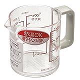 パール金属 make a good 耐熱 計量カップ 200ml C-4955