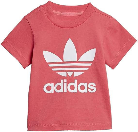 Adidas Originals - Camiseta para bebé: Amazon.es: Ropa y accesorios