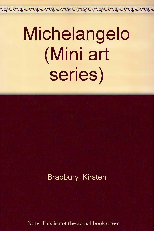 michelangelo mini art series