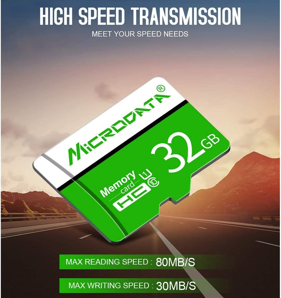 BAIYI Memory Card 8GB 16GB 32 GB 64 GB 128 Gbmicro Transfer Rate CLASS10 MB//S SD Card Micro Sd Flash TF Card,128G