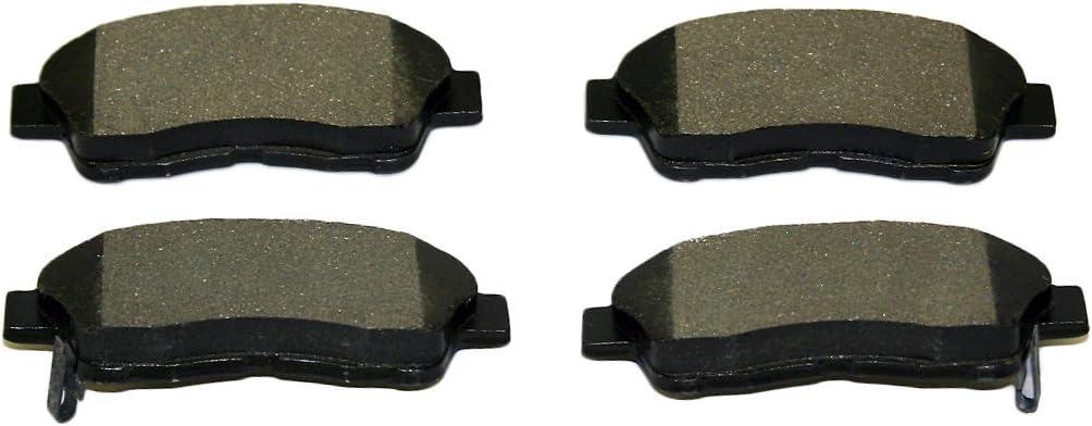 Disc Brake Pad Set-ST Front Monroe DX562
