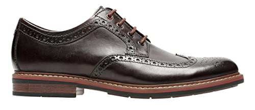 9281c75a0718b Clarks Men's Armon Wing Shoe Burgundy: Amazon.ca: Shoes & Handbags