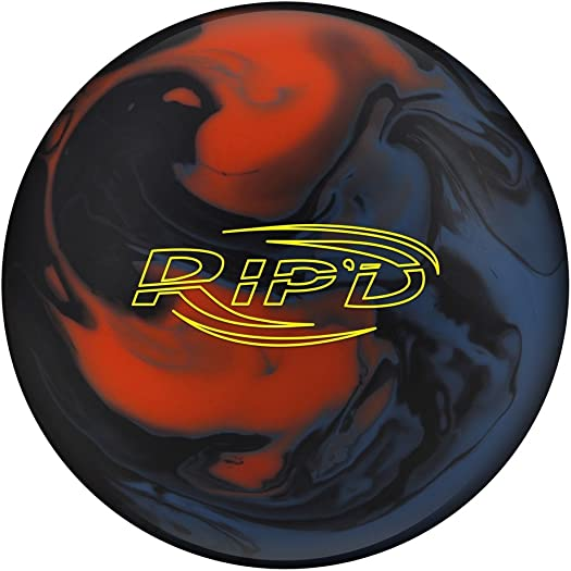 Hammer Rip d Solid Bowling Ball- Blue Black Orange