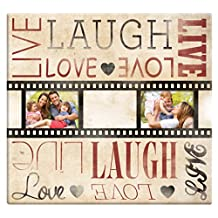 MCS 860107 Filmstrip Scrapbook Album with Top Load Pages, 12 by 12-Inch