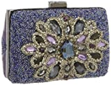 Mary Frances 12-594 Love-N-Der Clutch,Multi,One Size, Bags Central