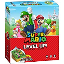 USAopoly Super Mario Level up Board Game