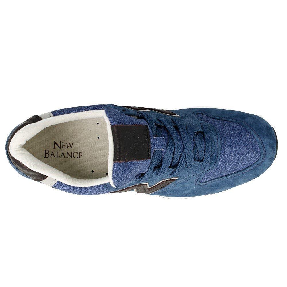 Blau New Balance 996 Made in USA