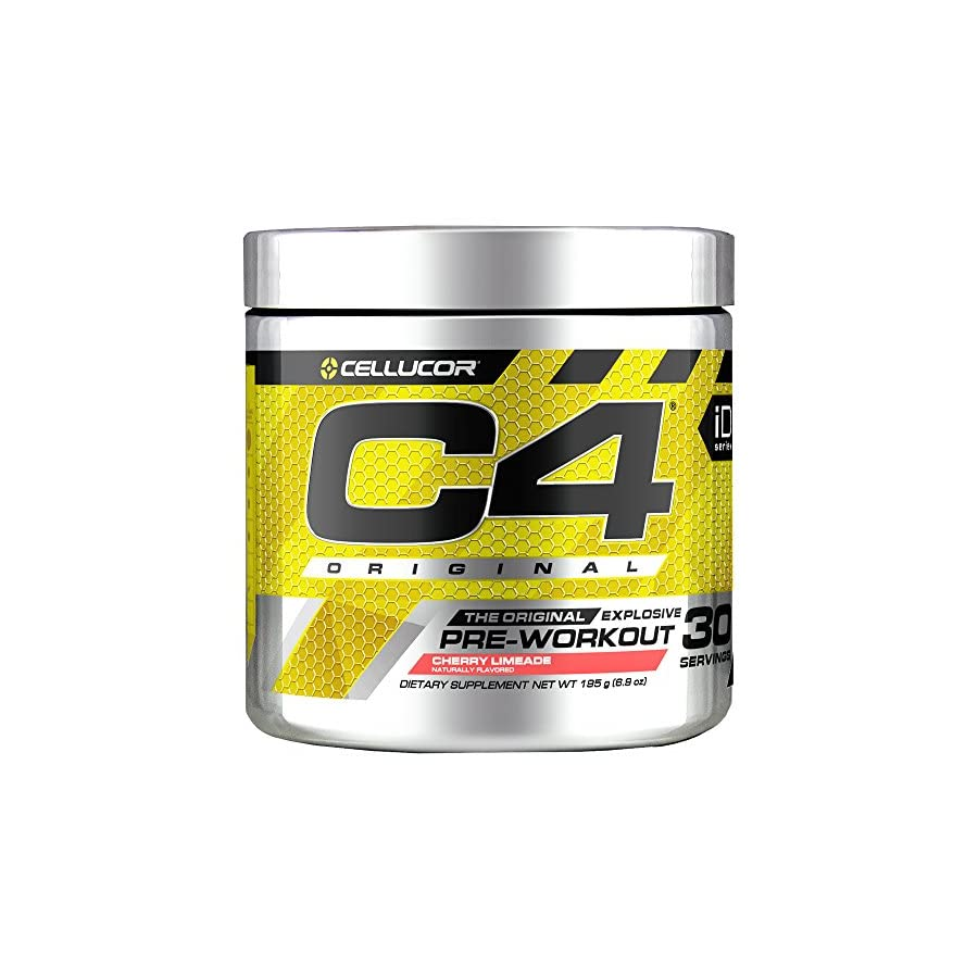 Cellucor Pre Workout Powder Energy Drink