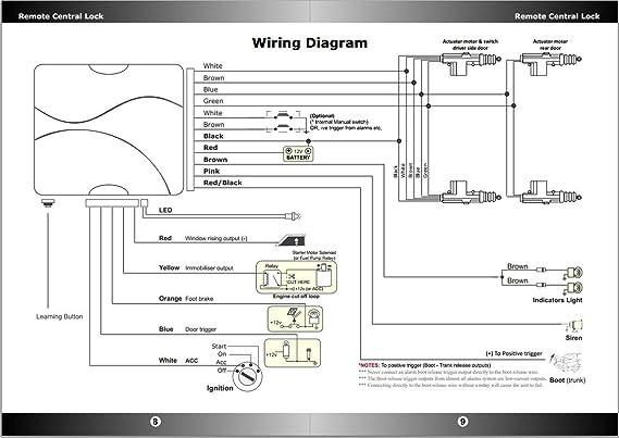 Daihatsu Central Locking Wiring Diagram. . Wiring Diagram on