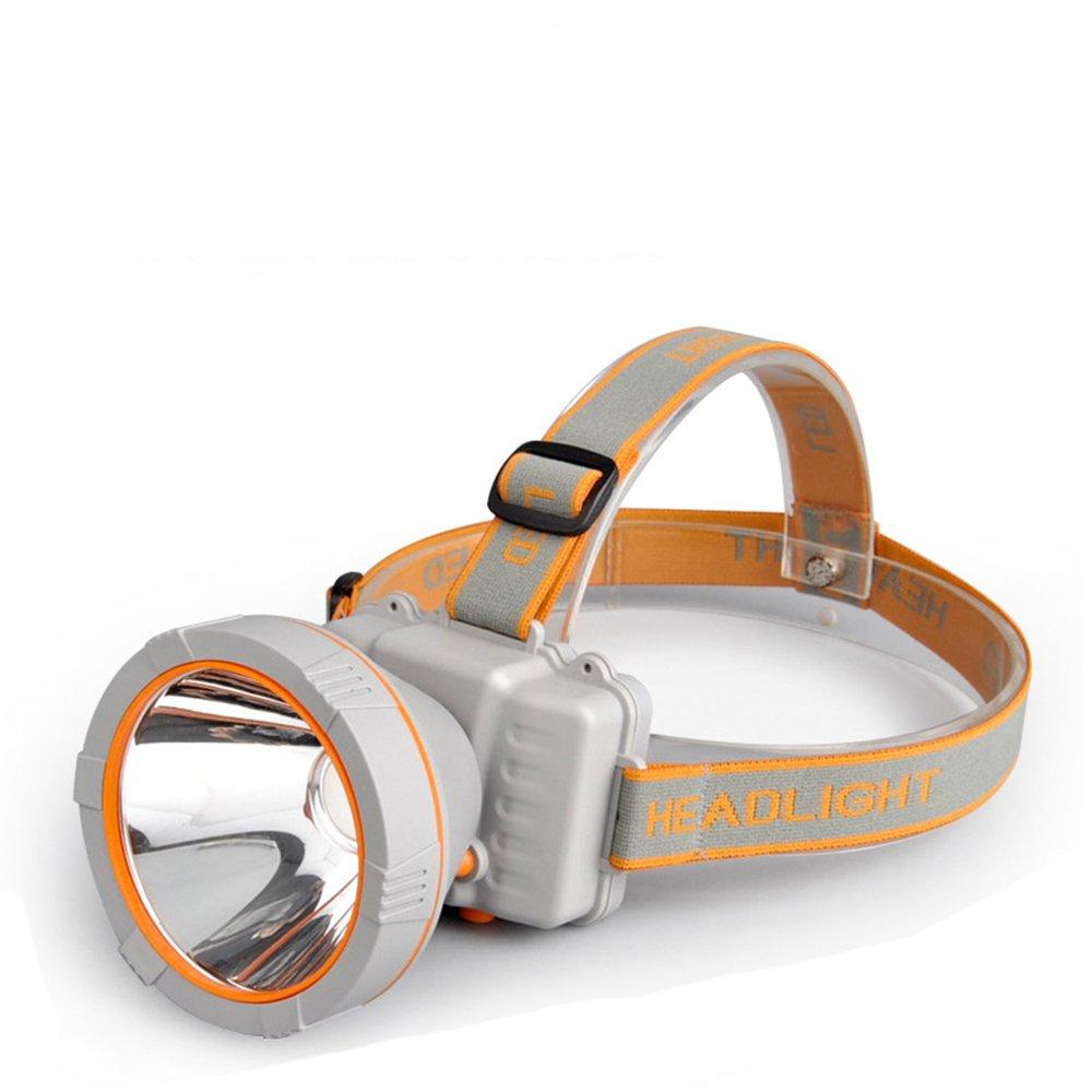 YOOKOON Headlamp LED 35W Outdoor Waterproof Long Range Probe Miner's Lamp Hunting Fishing Hiking Reading DIY