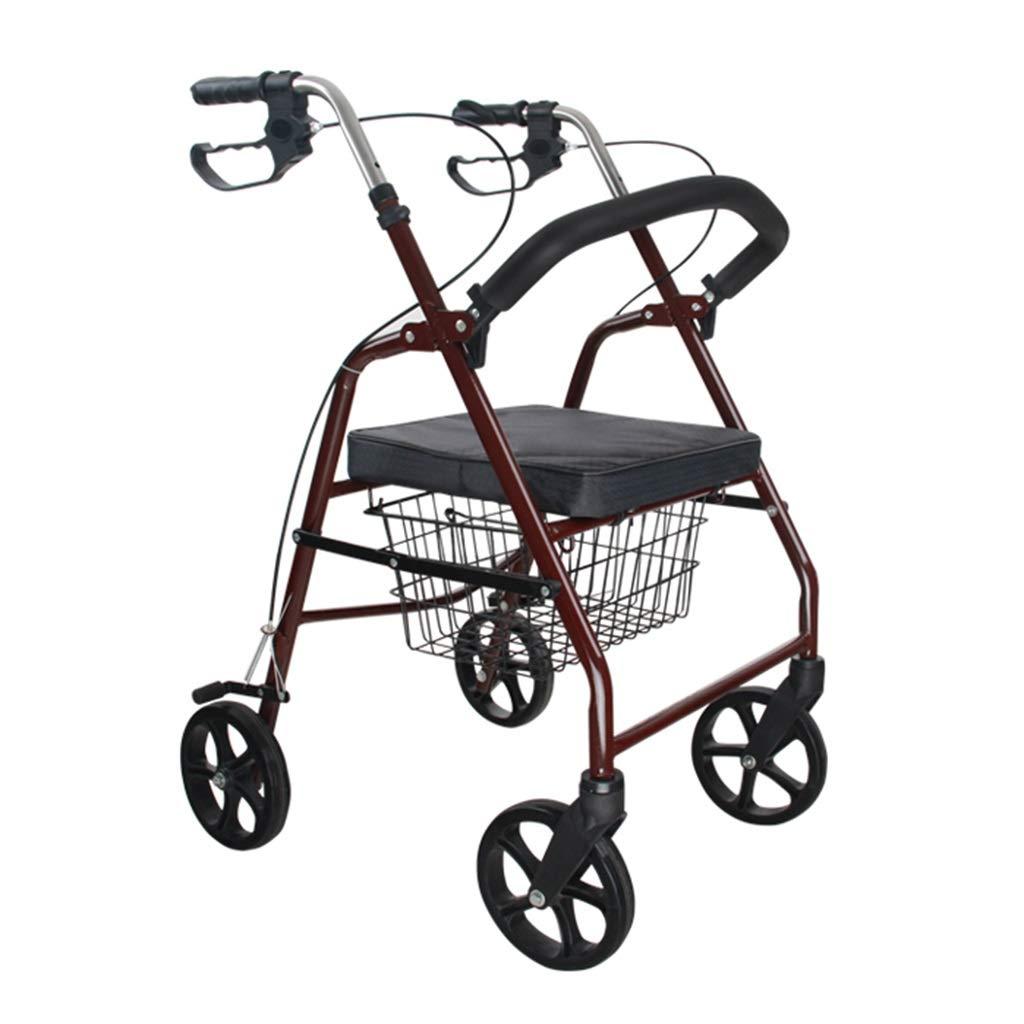 Carritos de la compra Carro de Compras de Ayuda Caminando Carro de ...