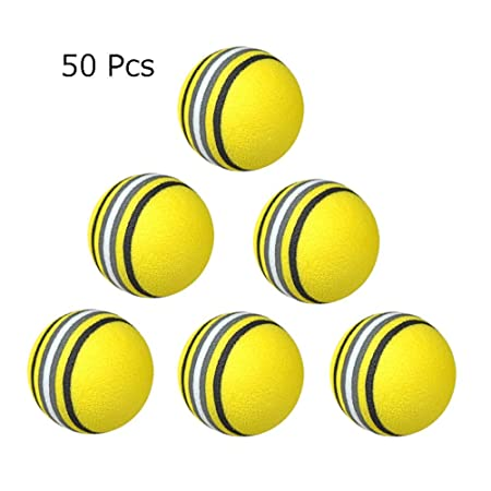 Zavddy-SP Golf Bolas 50pcs / 100pcs Pelotas de Golf Pro V1 Esponja ...