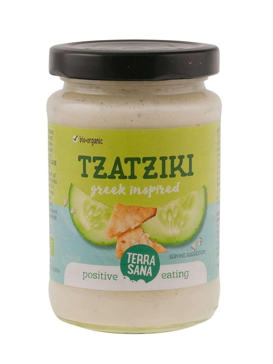 TZATZIKI SALSA YOGUR HIERBAS Y PEPINO 190 GR BIO: Amazon.es: Alimentación y bebidas