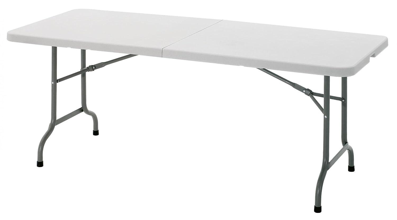 Tavolo richiudibile portatile per campeggio, catering, feste - Bartscher 601170 601.170