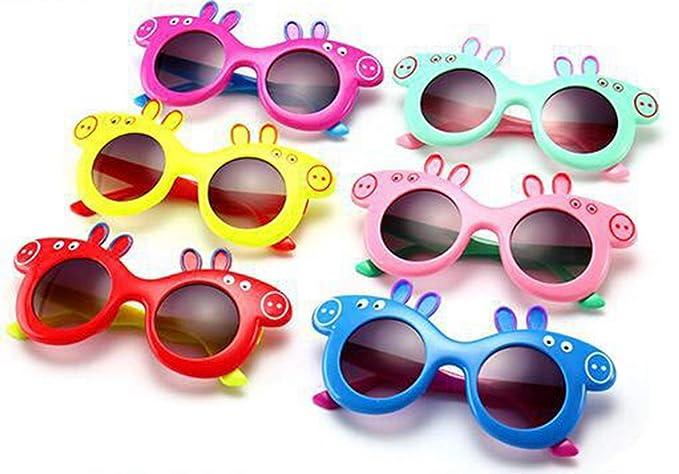 Amazon Com Fankglasses Sunglasses Peppa Pig George For Boys Girls