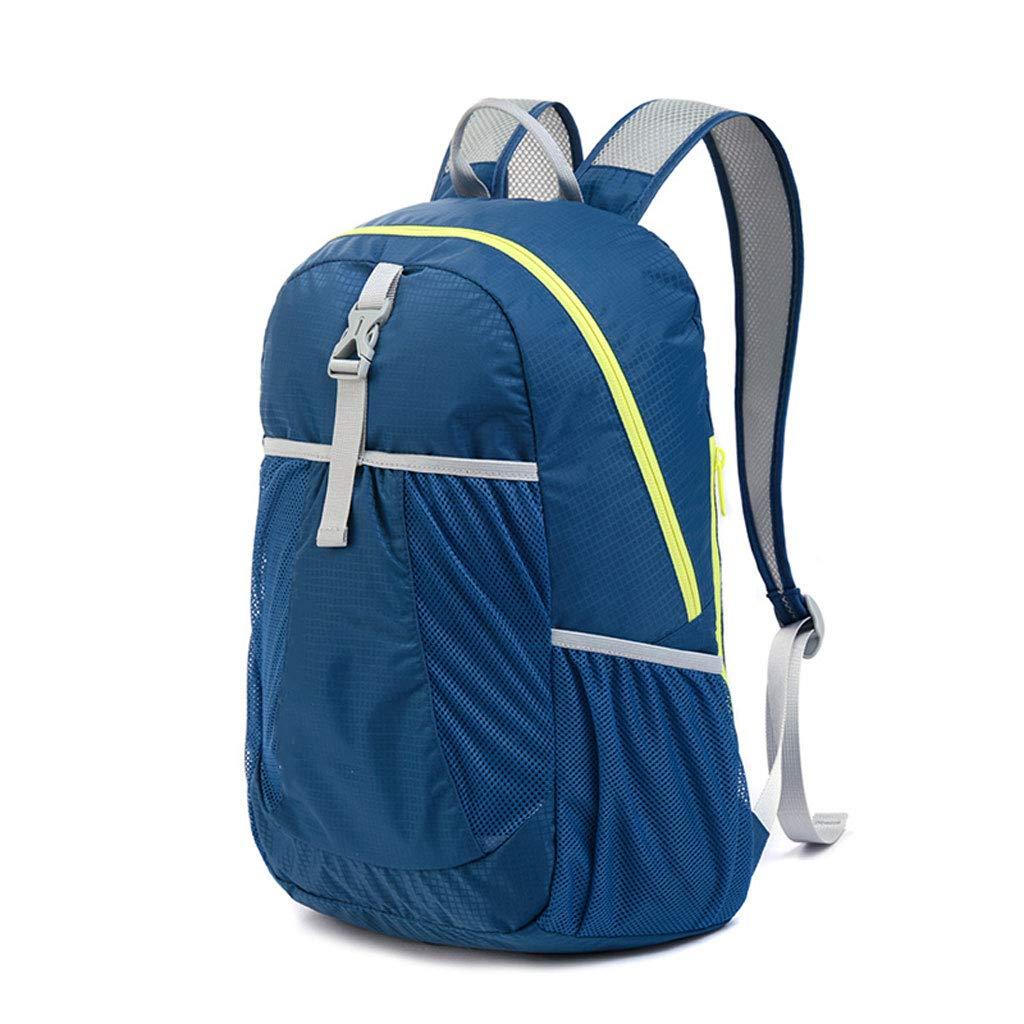 1de93928de LTJLWB-backpack Zaino da Trekking Zaino da da da Trekking Impermeabile  Alpinismo Pieghevole Ultraleggero Uomo E Donna Disponibili Deep blu 22l  fdba2a