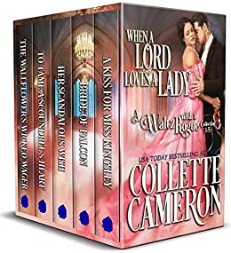 When a Lord Loves a Lady: A Waltz with a Rogue Collection 1-5: Historical  Regency Romance Novels