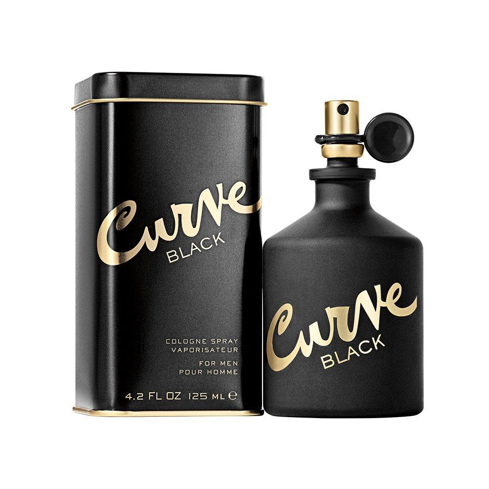 Liz Claiborne Curve Black Cologne Spray for Men, 4.2 Fl Oz CURVBMR - 4.2