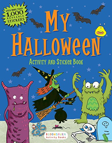 My Halloween Activity and Sticker Book (Bloomsbury Activity Books)
