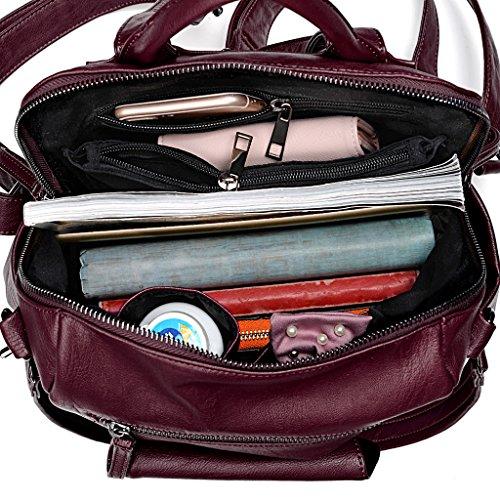 pelle PU rimovibile per tote Borsa tracolla per donna a borsa a tracolla in ExPwvqFz