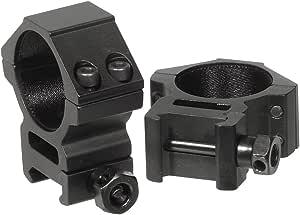 UTG 30mm/2PCs Medium Profile Picatinny/Weaver Rings