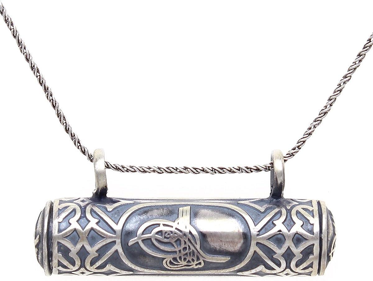 LOOK Sterling Silver 925 Allah Islam Muslim BISMILLAH Charm