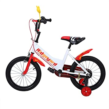 Ridgeyard 16 pulgadas Bicicleta Infantil Estudio aprendizaje ...