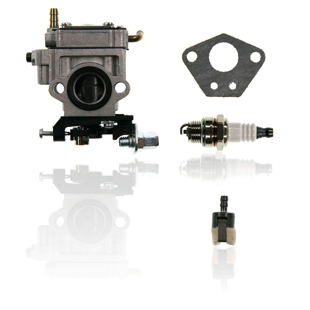 Ruichang WYK-406 Carburateur Echo A021001870 PB-770 Souffleur de Sac /à Dos WYK-345