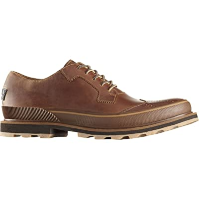 Sorel Madson Wingtip Lace Shoe - Men's Chipmunk 8 | Oxfords