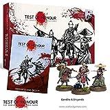 Test Of Honour Mounted Samurai Box - P+m