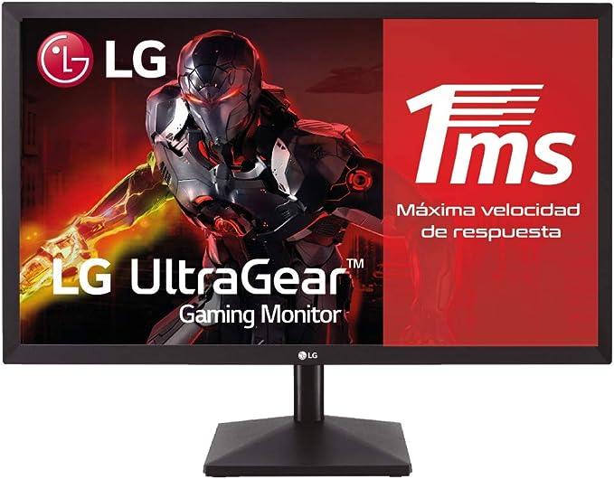LG 24MK400H-B - Monitor Gaming de 59,8 cm (23.8