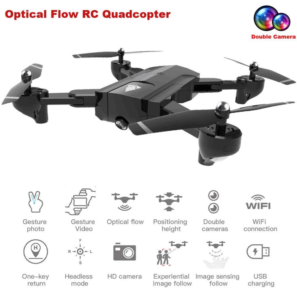 S8 Quadcopter Drohne 2.4Ghz 4 CH Haltung behält Wifi 720P optischen Fluss Dual-Kamera, Wir Sind spezialisiert auf Drohnen und Zubehör (Quadcopter)