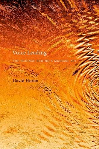 Voice Leading: The Science behind a Musical Art (MIT Press) [David Huron] (Tapa Dura)
