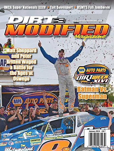 Circle Track Magazine (DIRT Modified Magazine)