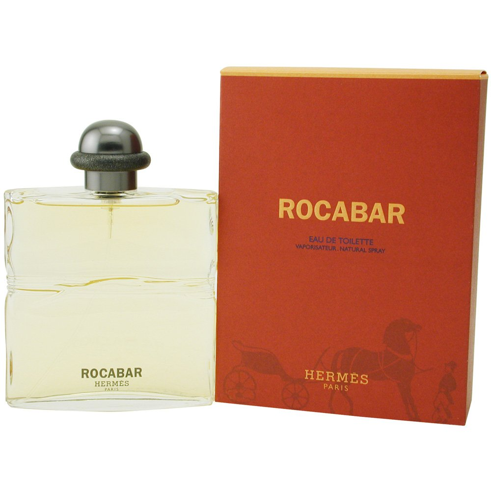 Rocabar By Hermes For Men. Eau De Toilette Spray 3.4 Ounces