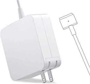 DODAUG Macbook Air Charger 45W MagSafe 2 Power Adapter Magnetic T-Tip for MacBook Air 11-inch and 13-inch(After Mid 2012)