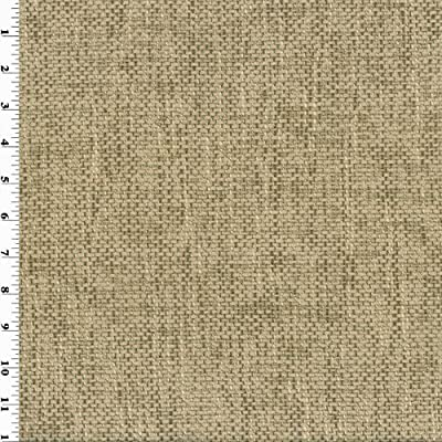 Beige Sisal Woven Chenille Home Decorating Fabric, Fabric Sold By the Yard
