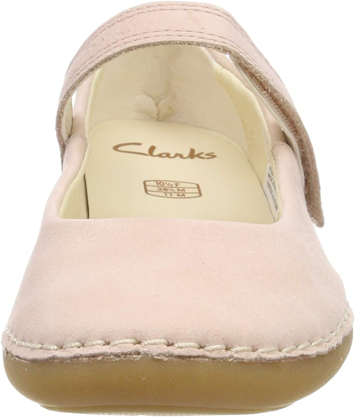 Clarks M/ädchen Skylark Tap K Geschlossene Ballerinas
